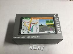 BRAND NEW Garmin Drive Smart 61 North America LMT-S with Lifetime Maps