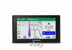 DriveSmart 51 NA LMT-S with Lifetime Maps/Traffic, Live Parking, Bluetooth, WiFi