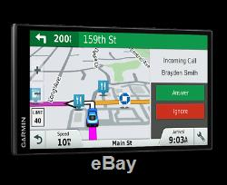 GARMIN Smart Drive 7 withLifetime Maps & Traffic EX WI-FI Hands-Free Calling Voice