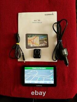 Garmin 760LM 7in Truck/ RV/Auto GPS WithSD Slot, Bluetooth and LIFETIME MAPS
