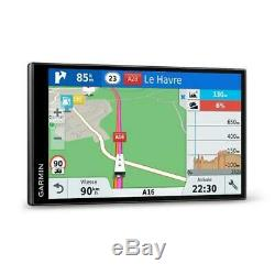 Garmin Camper 770LMT-D Motorhome Sat Nav Free Lifetime Maps & Traffic