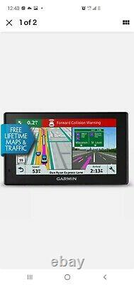Garmin DriveAssist 51LMT-S North America GPS with FREE Lifetime Map Updates