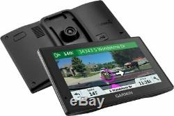 Garmin DriveAssist 51 LMT-S GPS, B-Tooth, Voice Comm' with Lifetime Maps & Traffic