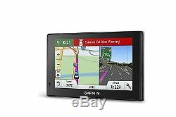 Garmin DriveAssist 51 NA LMT-S withLifetime Maps/Traffic, Dash Cam, IN WHITE BOX