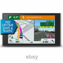 Garmin DriveLuxe 50 LMTHD, Free Lifetime Maps and Traffic, P/N 010-01531-00