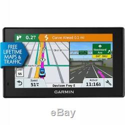 Garmin DriveSmart 51 LMT-S 5 GPS Navigator with Lifetime Maps & Live Traffic