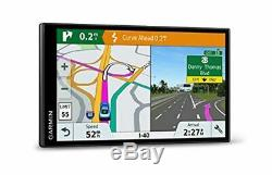 Garmin DriveSmart 61 LMT-S 6.95 GPS with Built-In Bluetooth Lifetime Map