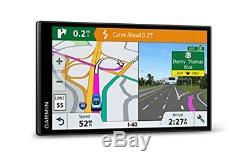 Garmin DriveSmart 61 LMT-S 6.95 GPS with Built-In Bluetooth, Lifetime Map