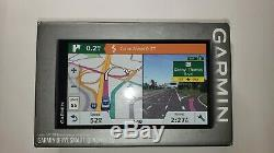 Garmin DriveSmart 61 LMT-S with Voice Command, 6.95 screen and Lifetime Maps