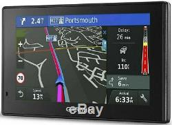 Garmin DriveSmart 70LMT 7 Inch Sat Nav UK and Europe Lifetime Maps & Traffic