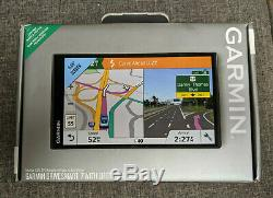 Garmin DriveSmart 7 with Lifetime Maps & Traffic EX 010-01681-05 NEW SEALED