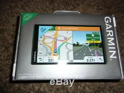 Garmin DriveSmart 7 with lifetime maps & traffic ex NEW FREE SHIPPING