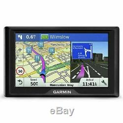Garmin Drive 50LM 5 Inch Sat Nav with Worldwide Lifetime Map Updates