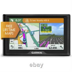 Garmin Drive 51LM US and Canada 5 GPS with FREE Lifetime Map Updates