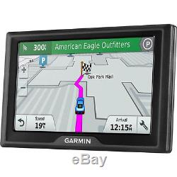 Garmin Drive 51 LM 5 GPS with United States Lifetime Map Updates in Black