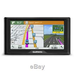 Garmin Drive 60LM 6 Advanced GPS 010-01533-07 with Lifetime Map, US+CAN, NEW