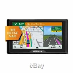 Garmin Drive 60LM Auto GPS with Lifetime Continental US Maps & 6 Screen
