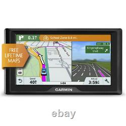 Garmin Drive 61LM (US Only) 6 Inches GPS Navigator with Free Lifetime Map Updates