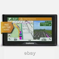 Garmin Drive 61LM US and Canada GPS with FREE Lifetime Map and Traffic Updates