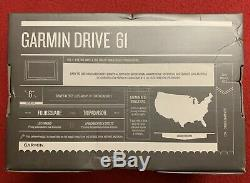 Garmin Drive 61 USA LMT-S GPS 6 with Lifetime Maps Brand New In Box