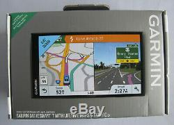 Garmin Drivesmart 7 with Lifetime Maps and Traffic EX 010-01681-05