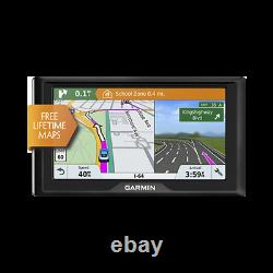 Garmin GPS Auto Drive 61 LM, 6 Screen, US Maps with Lifetime Updates