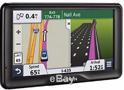 Garmin Nuvi 2757LM Auto GPS with 7 Screen and Lifetime Map Updates 010-01061-00