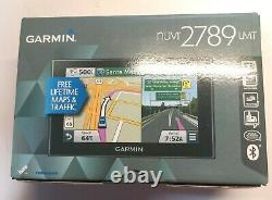 Garmin Nuvi 2789LMT 7 GPS with Built-In Bluetooth and Lifetime Map