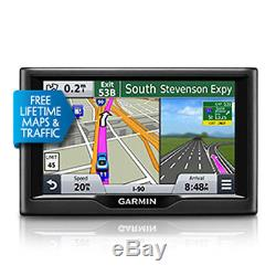 Garmin Nuvi 57LMT 5 Touch Screen GPS With FREE Lifetime Maps & Traffic Updates