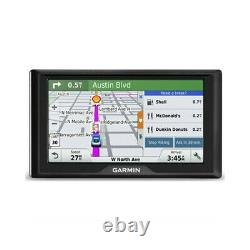 Garmin Nuvi Drive 60LM US 6 Inch Touch Screen GPS with FREE Lifetime Map Updates