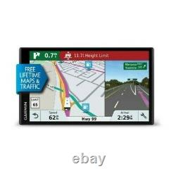 Garmin RV760 GPS Bundle, Lifetime Maps, Caes and Friction Mount Adapter