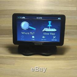 Garmin RV 760LMT Recreational Vehicle GPS With Lifetime Maps & Traffic! #