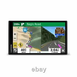 Garmin RV 780 GPS Navigator with Lifetime Maps and Traffic OUT OF BOX