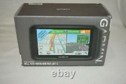 Garmin dezl 580 LMT-S Trucking GPS with Lifetime Maps and Traffic 010-01858-02