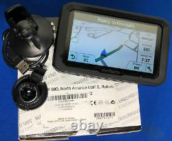 Garmin dezl 580 LMT-S Trucking GPS with Lifetime Maps and Traffic