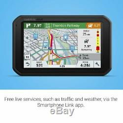 Garmin dezl 780 LMT-S GPS 7 Screen for Truckers Free Lifetime map/Traffic