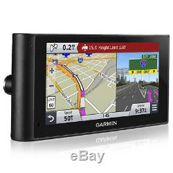 Garmin dezl Cam LMTHD Trucking GPS Navigator With FREE Lifetime Maps Updates