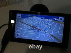 Garmin nuviCam LMTHD GPS Receiver with Dashcam 1080p, Lifetime Maps and Traffic