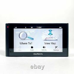 Garmin nuviCam LM 6 GPS Navigator Built-In Dashcam With Lifetime Maps nuviCamLM