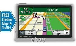 Garmin nuvi 1450LMT 5-Inch Portable GPS with Lifetime Maps and Traffic 2020 Maps