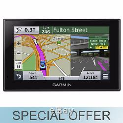 Garmin nuvi 2539LMT 5 GPS Navigation System with Lifetime Map Updates and Traffic
