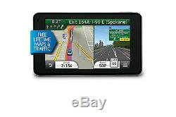 Garmin nuvi 3490 LMT Live Traffic and Lifetime Maps Great Condition