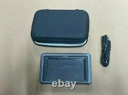 Garmin zumo 660 with lifetime map update, Motorcycle GPS -Excellent Condition