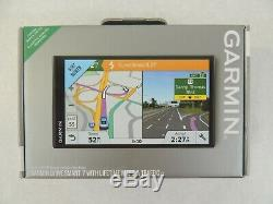 New Garmin Drive Smart 7 with Lifetime Maps & Traffic EX GPS 010-01681-05 LMT