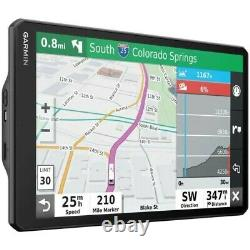 RV 1090 10 in. GPS Navigator with Bluetooth, Wi-Fi and Lifetime Map Updates