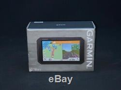 USED with BOX Garmin dezl 780 LMT-S 7 Trucking GPS Navigator with Lifetime Map